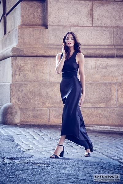 About Kate Stolz, Fashion Designer in New York City...