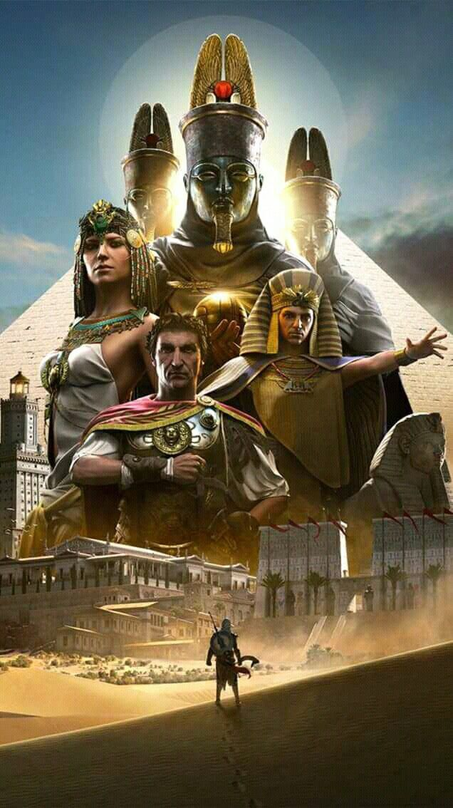 Assassins Creed Origins Wallpaper Assassins Creed Artwork Assassin S Creed Wallpaper Assassins Creed