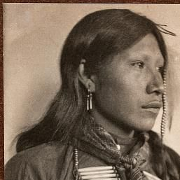 White Wolf, Sioux Indian | National Museum of American History