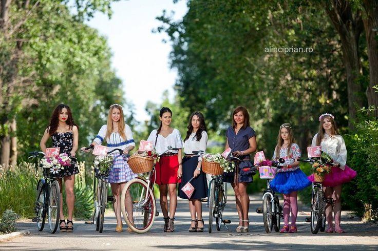 sanziene pe biciclete constanta
