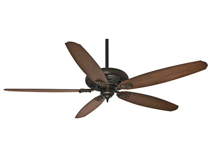 casablanca fellini provence crackle downrod or flush mount ceiling fan with remote energy star lowes 459 6 speed remote reversable - Flush Mount Ceiling Fans
