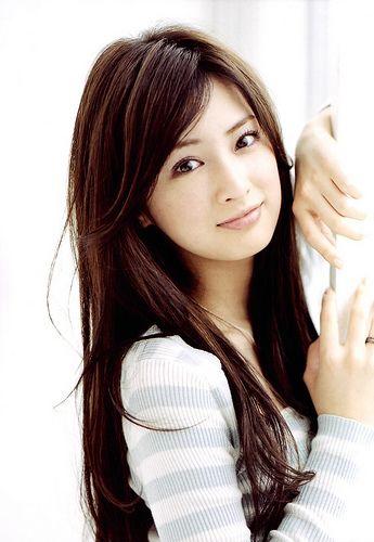 keiko kitagawa, long hair