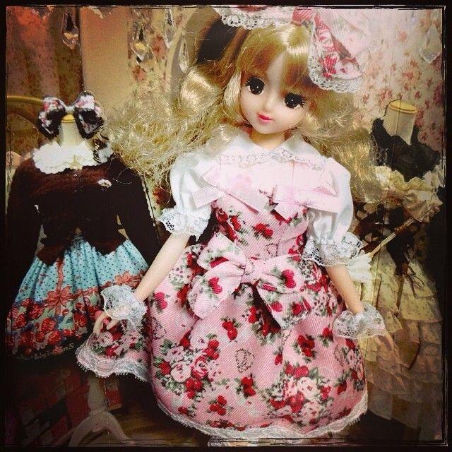 ベイビーのワンピきゃわわ?? #Girlish #Culture #japan #dollphotography #doll #instadoll  #dolly #ジェニー #jenny #takara #jennychan #jenny_chan #jennydoll #人形 #takaratomy #babythestarsshinebright #baby #ベイビー #ベイビーザスターズシャインブライト