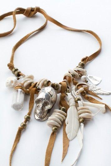 Hanalei Buried Treasure Necklace - Spell Designs