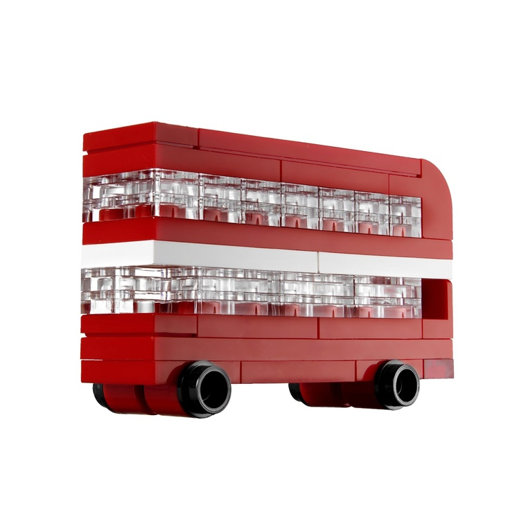 Bus Lego Tower bridge London