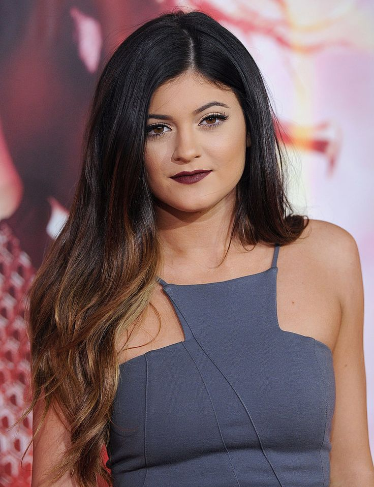 Kylie Jenner in 2013. She looks so different now!