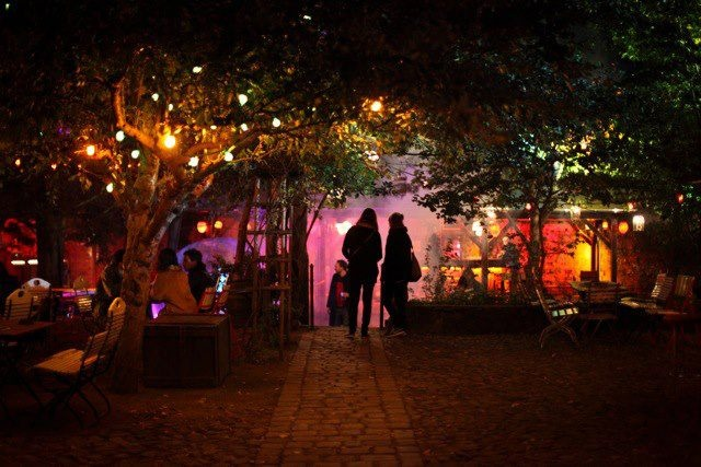 Chalet club   berlin