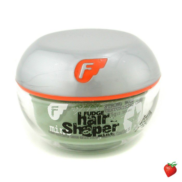 Fudge Hair Shaper Mint (Strong Hold Texturising Creme) 75g/2.5oz #Fudge #HairCare #FREEShipping #StrawberryNET #Hotbuy #Discount
