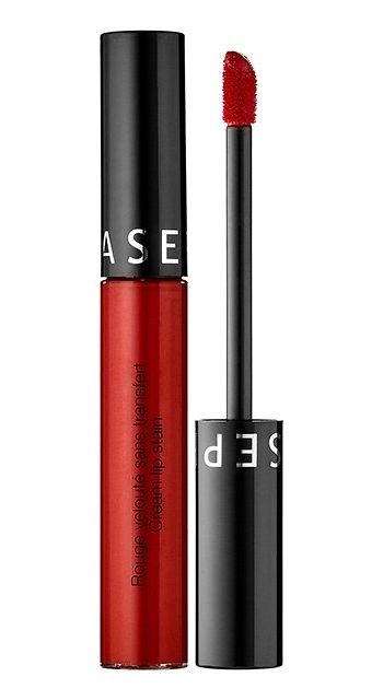 Sephora Collection Cream Lip Stain in Always Red, $14.