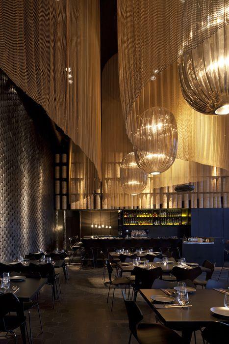 Topolopompo Restaurant, Israel designed by Baranowitz Kronenberg Architecture