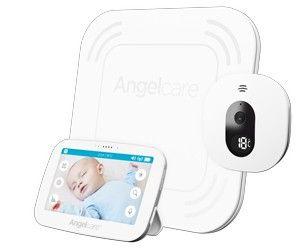Angelcare AC517 Video, Wireless Movement & Sound Monitor