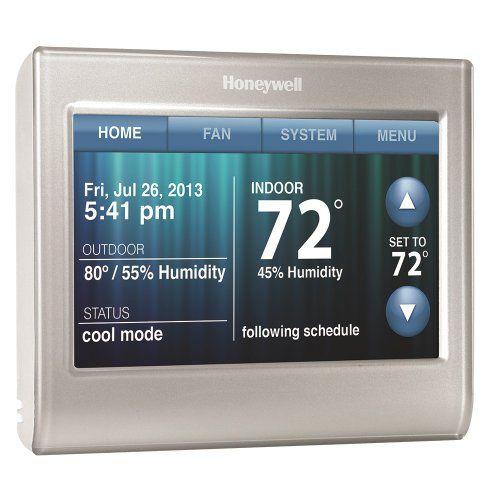 Honeywell Wi-Fi Smart Thermostat Honeywell