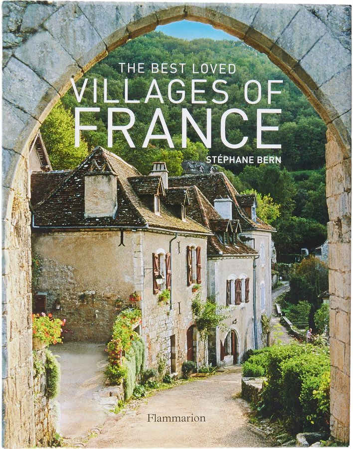Rizzoli The Best Loved Villages of France #affiliate