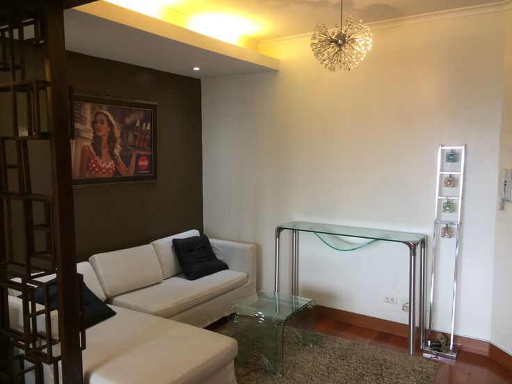 1 Bedroom Condo for Rent in BGC Taguig City, 81sqm, South of Market – North Tower, 41st floor, Penthouse, Fully furnished, With balcony, With Parking