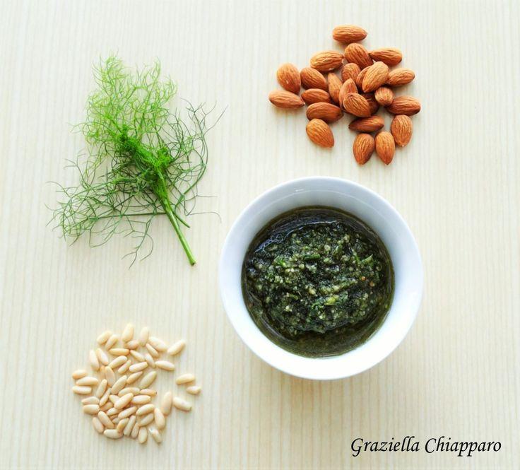 Pesto+al+finocchietto+selvatico+|+Ricetta