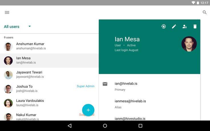 Скачать Google Admin на Андроид – Гугл Админ