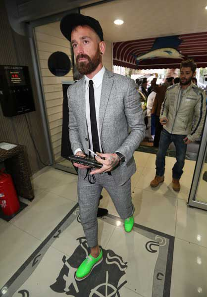 Raul Meireles, cool guy! | Style | Pinterest
