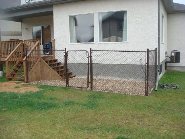 Dogs And Decks Deck Dog Run Fence
