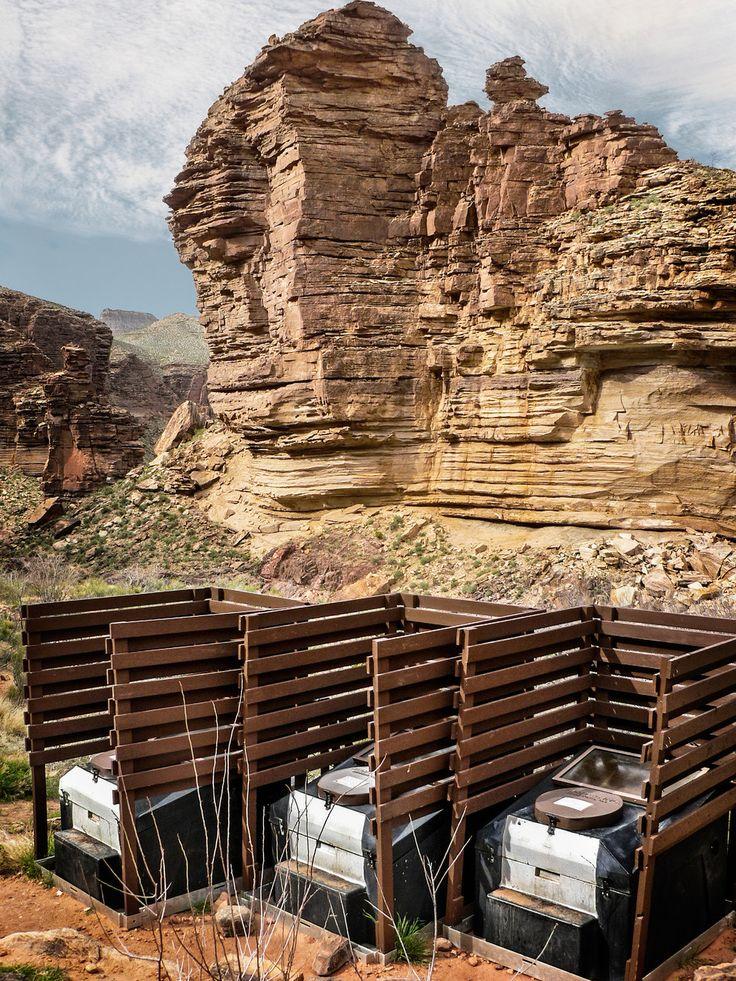 Tonto Trail, parc national du Grand Canyon, États-Unis