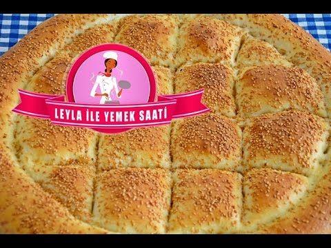 Ramazan Pidesi Tarifi - Leyla ile Yemek Saati