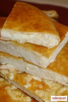 """Менгрельские хачапури с сыром и хачапури """"Кубдари"""" с мясом / Пирожки и пироги с соленой начинкой / Кукорама — вкусные рецепты!"""