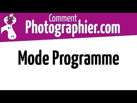 Des photos faciles avec le mode programme