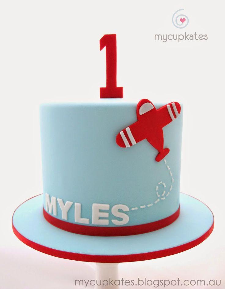 MyCupKates - Cakes, Cupcakes & Cookies: Air plane cake