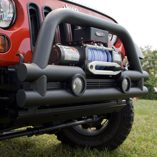3-Inch Stub Tube Front Winch Bumper 07-13 Jeep JK Wrangler jeep, wrangler, subwoofer [11561.12] : JK Jeep Accessories, 2007-2013 JK Jeep Wrangler JK Jeep Parts and Accessories. Your Source for JK Jeep Wrangler Parts and Accessories.