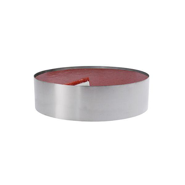 Inox cake ring