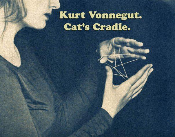 [Книга]: Курт Воннегут: Колыбель для кошки | Блог прогрессирующего бездельника