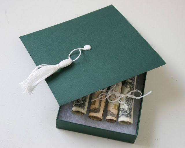 Bunches and Bits: Graduation Time Bills rolled to show each number of graduation year.