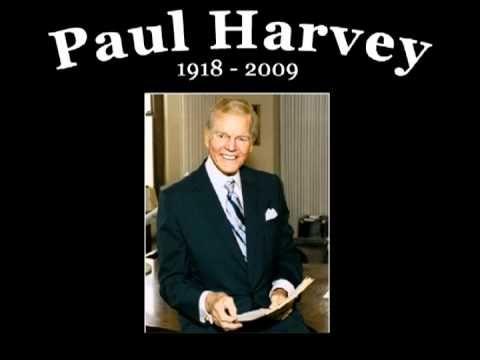 Paul Harvey's warning to America 1965