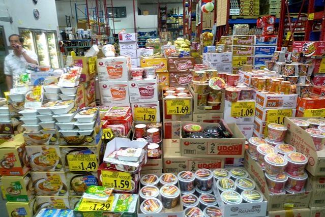 Glaziers Food Market Las Vegas