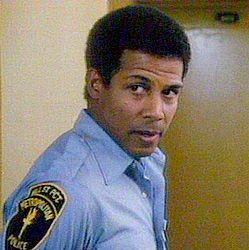 Actor Michael Warren