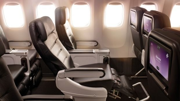 These Are The Best Premium Economy Cabins In The Skies In 2020 Economy Seats Business Class Seats Cabin