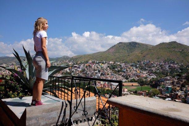 View over Guanajuato