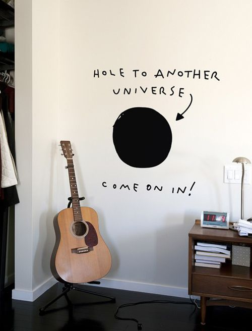 This is much TheBigBangTheory alike. Nice to have in your living room :)