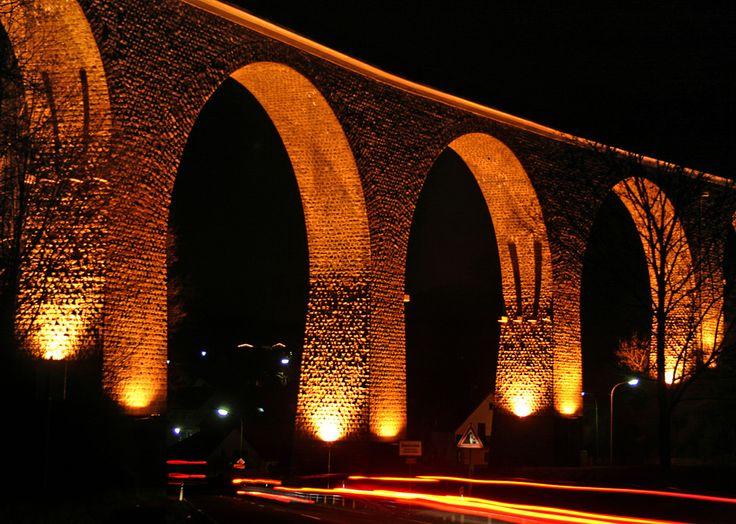 Viadukt Oberkirchen - Bild & Foto von Wolfgang Ballof aus ...