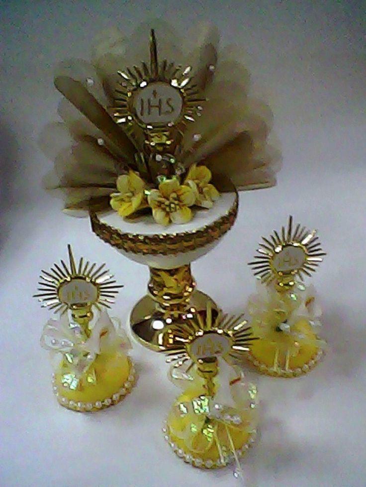 177 best communion decorations decoracion para comunion - Decoracion primera comunion ...