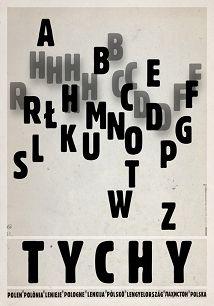 Ryszard Kaja - Tychy, Polish Promotion Poster