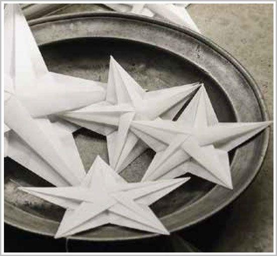 Origami Stern - Art Creativ - Ihr Ideenreich - kreativ, innovativ, außergewöhnlich!