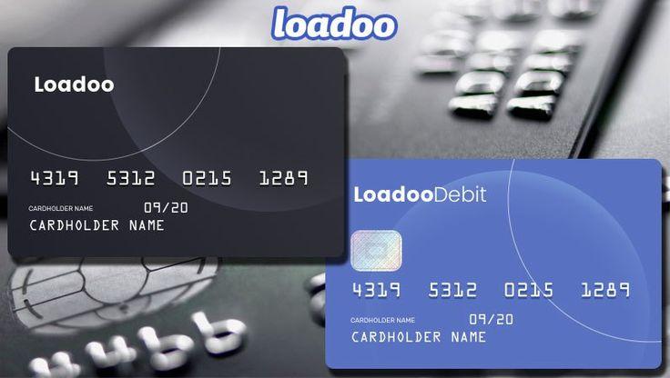 Loadoo, tarjeta Bitcoin y PayPal. Podrás retirar en cajeros automáticos