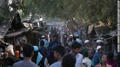 The UN's Special Rapporteur to Myanmar tells Kristie Lu Stout about horrific claims of indiscriminate killings and gang rapes against the Rohingya minority