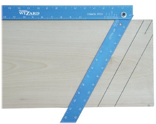 swanson framing wizard 5 layout tools in one framing square amazon