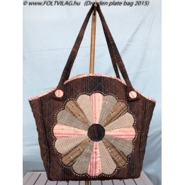Dresden Plate bag 2015 kit