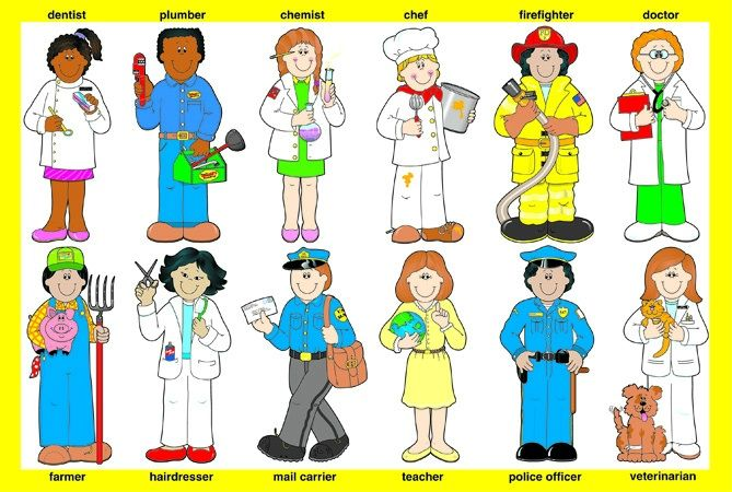 Community Helpers  Such As Firefighters Police Officers Health