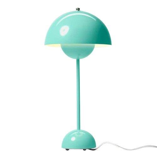 Flowerpot lampada da tavolo menta vp3