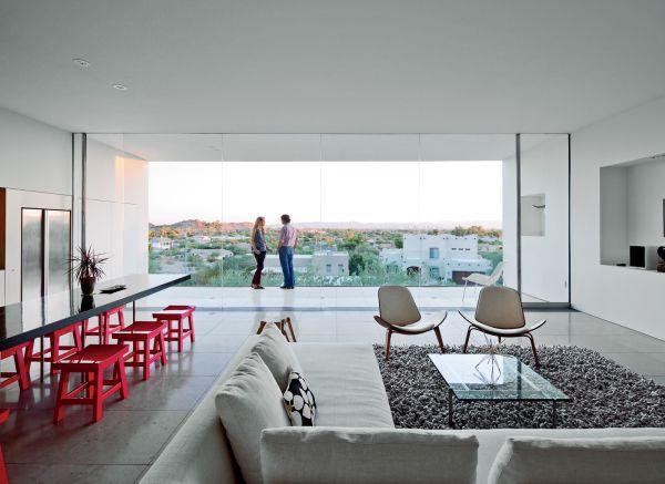 Casa Dialog | Vorbind Despre | O arhitectura simplă și frumoasă, pentru spații interioare plăcute și deschise.
