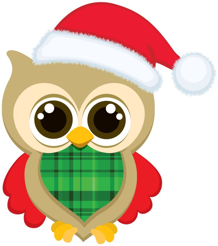Clip Art Christmas Owl Clip Art 1000 ideas about owl clip art on pinterest fall christmas soo cute right