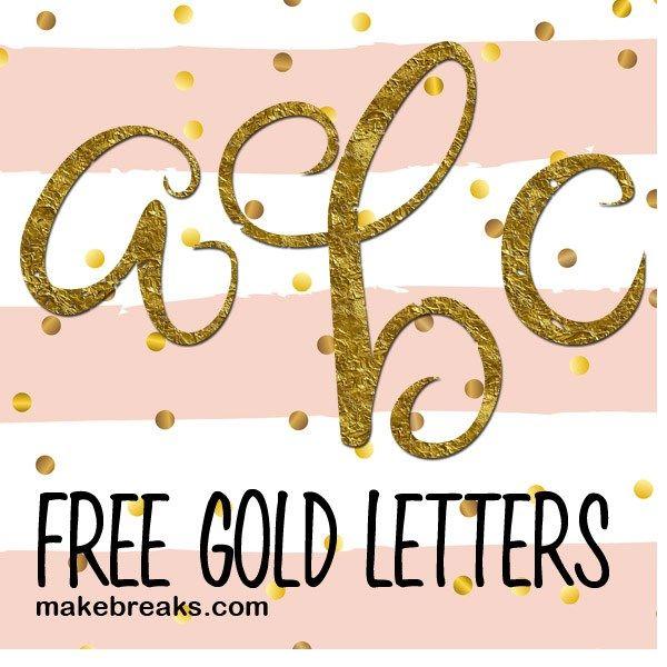 Free Printable Letters Printable Letters Printable Banner